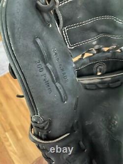 Rawlings Heart of the Hide PRO206-9JB Fielders Glove, Right-Handed Throw Mitt