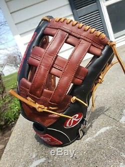 Rawlings Heart of the Hide PRO3030BH 12.75in Baseball Softball Glove