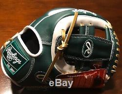 Rawlings Heart of the Hide PRO-LUCKY IV 11.5 Baseball Glove Lucky 4