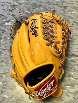 Rawlings Heart of the Hide Pro204W-2CA Right Handed Infielders Glove NEW
