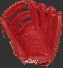 Rawlings Heart of the Hide Pro Label 5 Fire 12.25 Baseball Glove