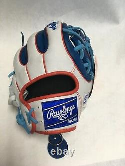 Rawlings Heart of the Hide Puerto Rico Infield Glove Special Edition Size 11.5