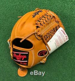 Rawlings Heart of the Hide R2G 11.75 Pitchers Infield Baseball Glove PROR205-4T