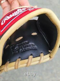 Rawlings Heart of the Hide R2G 12.25 inch Baseball Glove RHT PROR207-6BC Out