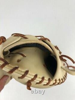 Rawlings Heart of the Hide R2G 34 Baseball Catchers Mitt PRORCM41C RHT White