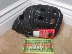 Rawlings Hoh Heart Of The Hide 12.25 Pro Label Carbon Baseball Glove Prokb17-6b