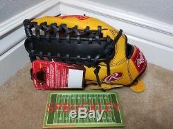 Rawlings Hoh Heart Of The Hide 12.75 Lefty Baseball Glove, Pro442gtpro, Lht