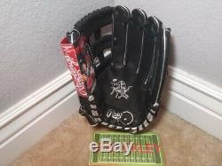 Rawlings Hoh Heart Of The Hide 12.75 Outfield Baseball Glove, Pro3039-6bssp, Rht