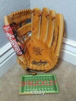 Rawlings Hoh Heart Of The Hide Horween 13 Outfield Baseball Glove, Probh34ht