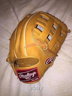 Rawlings Horween Heart Of The Hide PRO1000HC RHT 12 Blem Baseball Glove Rare