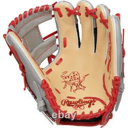 Rawlings January 2021 Heart of the Hide GGC 11.5 Infield Baseball Glove