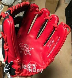 Rawlings Kris Bryant Model Prokb17-6 Heart Of The Hide Baseball Glove Mitt New