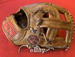 Rawlings Made in USA Heart of the Hide PRO 5 Horween Single Post Baseball Glove