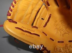 Rawlings PRO205-9BU Heart of the Hide HOH leather baseball glove 11.75