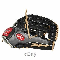 Rawlings PRO3039-6BCF Heart of the Hide Hyper Shell 12.75 Inch Baseball Glove