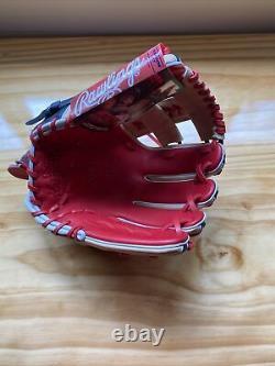Rawlings PRO314-19SN 11.5 Heart Of The Hide Baseball Glove X-Laced Single Post