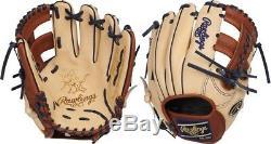 Rawlings PRO882-19CTI 11.25 Heart Of The Hide Gold Glove Club Baseball Glove