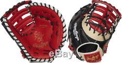 Rawlings PRODCTSCC 13 Heart Of The Hide Baseball First Base Mitt ColorSync 4.0
