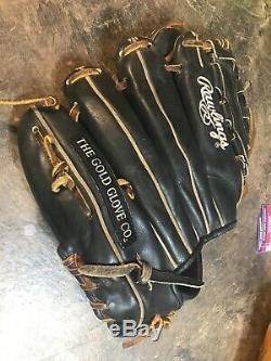 Rawlings PRODJ2 11.5 Heart of the hide baseball glove. Derek Jeter RHT