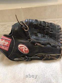 Rawlings PRODJ2 Derek Jeter 11.5 Heart Of The Hide Baseball Glove Right Throw