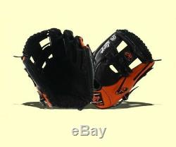 Rawlings PRONP4-2BO 11.5 Heart of the Hide HOH Color Sync Glove Pro-I Web RHT