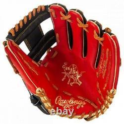 Rawlings PRONP4-2SBG 11.5 Heart Of The Hide Baseball Glove Infield