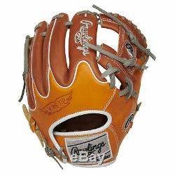 Rawlings PROR204W-2T Heart of the Hide R2G Series 11.5 Inch Right Baseball Glove