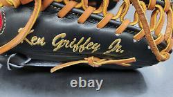 Rawlings PROTB24 Heart of the Hide Ken Griffey Jr. Trap-Eze 12.75 Black/Tan NEW
