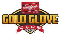 Rawlings PRO-GOLDYV 11.5 Heart Of The Hide Gold Glove Club Baseball Glove