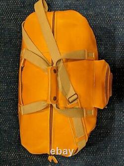 Rawlings Premium Heart of The Hide Leather Duffel Bag Tan