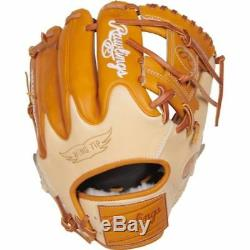 Rawlings Pro Label Pro Preferred Heart of the Hide Hybrid 11.5 Glove RHT