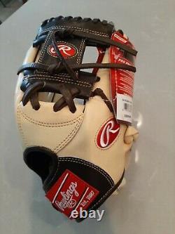 Rawlings Pro Preferred PROSNP4-2CMO (11.5) RHT Baseball Glove Heart of Hide
