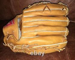 Rawlings USA Pro 5 Heart of the Hide Horween Baseball Glove Vintage Rare LHT