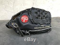 Rawlings U. S. A. Heart of the Hide HOH Baseball Glove PRO-1000BF Gold Glove