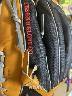 Rawlings heart of the Hide Dec. Glove Of Month Gold Glove Club 11.5 Pro204-2TSS