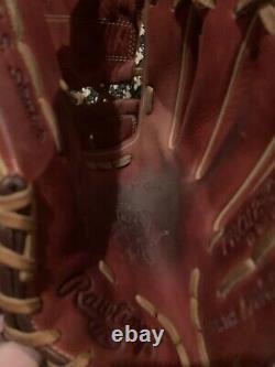 Rawlings heart of the hide 12 Inch Baseball Glove