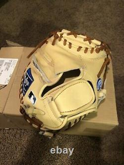 Rawlings heart of the hide catchers glove NEW