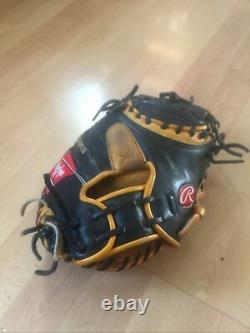 Rawlings heart of the hide catchers mitt