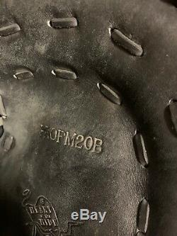 Rawlings heart of the hide first base glove