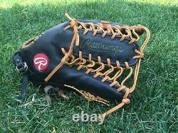 Relaced Rawlings Revolution PRO-JR24 12.75 Heart Of The Hide Griffey Glove RHT