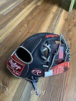 USA Rawlings Heart of The Hide 11.5 baseball glove pro200
