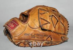 VTG1960's Rawlings XPG3 Warren Spahn Heart of the Hide baseball glove withbox