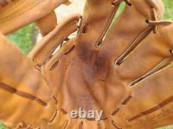 Vintage Rawlings USA Hpg 3 Heart Of The Hide Wingtip 11.5 Rht Baseball Glove
