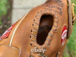 Vintage Rawlings USA Pro H Heart Of The Hide 12.75 Rht Baseball Softball Glove
