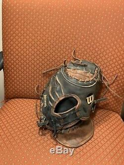 Wilson A2000 Catchers Mitt 32.5 (A2k, Rawlings Pro Preferred, Heart Of The Hide)